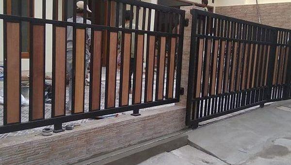 tips memilih pagar Rumah Pagar BRC Hot Dip