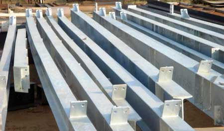Hot Dip Galvanized